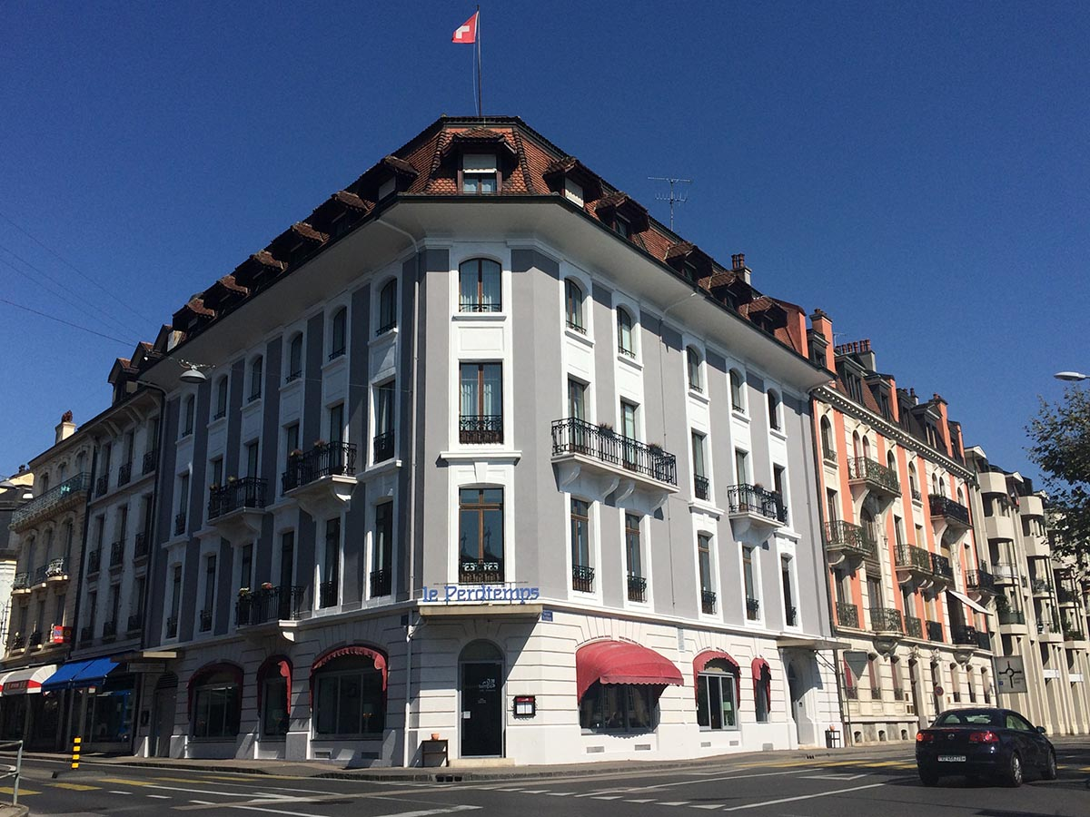 Image Hôtel des Alpes & Perdtemps